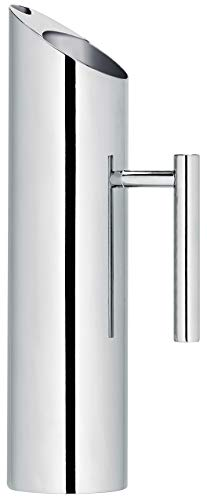 Avanti Aqua Sleek Water Pitcher, 1.7 Litre Capacity, Silver