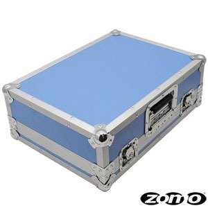 Zomo Flightcase für PC-200/2 | 2x Pioneer CDJ-200 blau