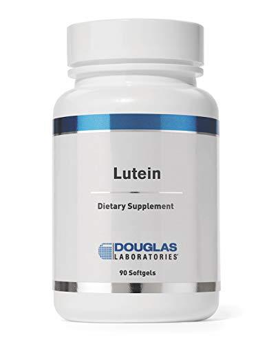 Douglas Laboratories Europe Lutein 6 mg 90 Softgels (29g)
