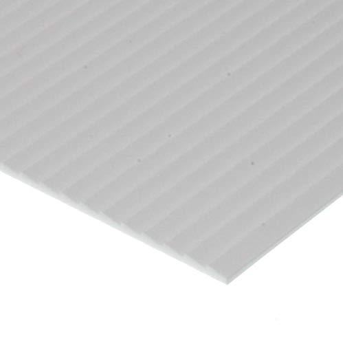 evergreen 4101 - plankschakeling, 1 x 150 x 300 mm, raster 2.50 mm, 1 stuk
