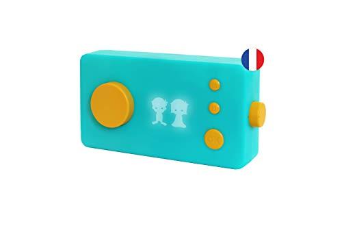 LUNII - Ma Fabrique à Histoires - Conteuse pour enfants de 3 à 8 ans - Boîte à histoires fabriquée en France