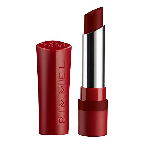 Rimmel London, Lipstick, 810 The Matte Factor, 3.4 gr
