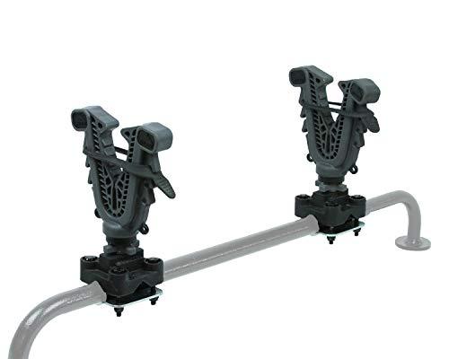 ATV TEK, VFG1, V-Grip Mounting Rack for Gun, Bow, Tools, Utilities - Single Rider
