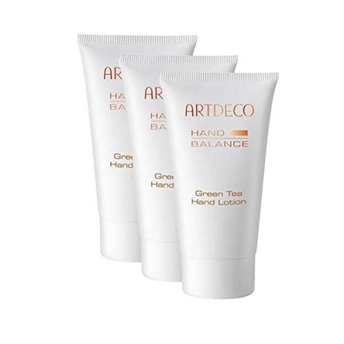 Artdeco Green Tea Handcreme, 3er Pack (3 x 75 ml)