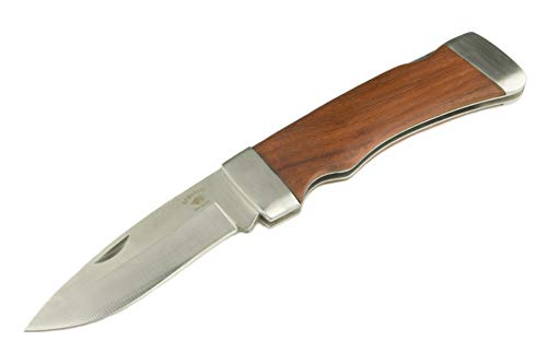 ED MAHONY Red Foxx, professionelles Taschenmesser, 440C