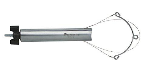 Westmark Universal Konservenglasöffner, Länge: 31,5 cm, Edelstahl/Kunststoff, Silber, 10522260