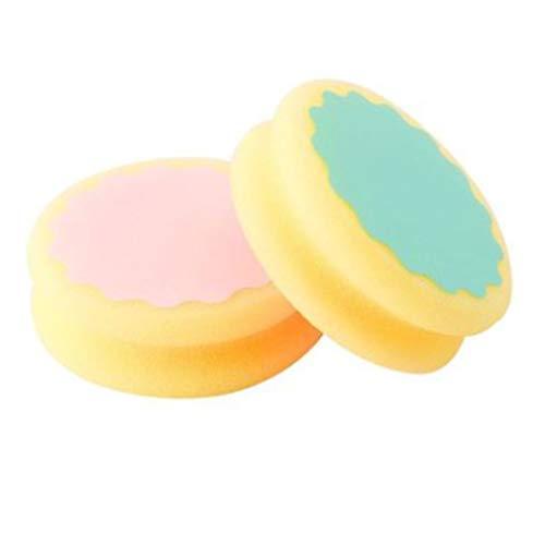 TW1000 Esponja depilatoria Depilación mágica sin Dolor Esponja depilatoria Almohadilla para Eliminar el Vello eficaz para Mujeres (Multicolor)
