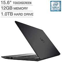 Dell Inspiron 15 5000 High Performance i5570 15.6' FHD Touch Laptop ~ 8th Gen. i5-8250U Quad Core ~ 12GB DDR4 RAM ~ 1TB Hard Drive 10 (Renewed)