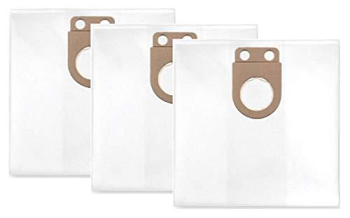 3x Bolsas reforzadas de seis capas para polvo de construcción (masilla, yeso, etc.) tejido Bosch GAS 25