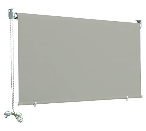 Cortina Vela Triangular 5 x 5 x 5 m, 180 g, Beige
