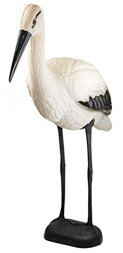 mgc24® Storch Nils - Gartendeko Tierfigur