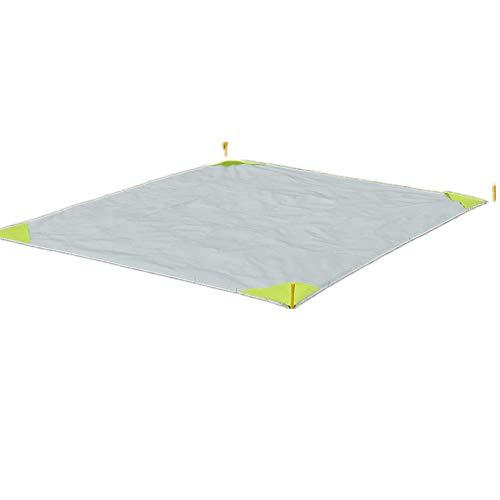 Pique - Nique Pique - Nique Mat Oxford Tissu Outdoor Picnic Mat Beach Mat Moistureproof Tapis Imperméables Pliables Camping Portatifs De Poche,Gris,140 X 70 Cm.