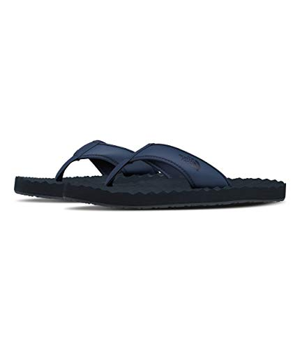 The North Face Herren Mens Base Camp Flip Flop Wanderschuh, Shady Blue, 43 EU