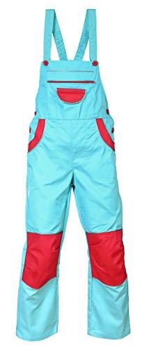 CXS Pinocchio Kinder Arbeitslatzhose, Kinderlatzhose, Arbeitshose für Kinder, Gartenhose für Kinder, Arbeitshose für Jungen