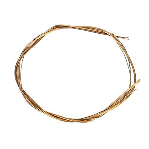3 piezas de alambre de soldadura de plata, el alambre es flexible para cambiar de forma, práctica herramienta de joyería, excelentes varillas de soldadura para hacer joyas