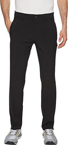 adidas Golf Men's Golf Adi Ultimate 3 Stripe Pants, Black, Size 30/32