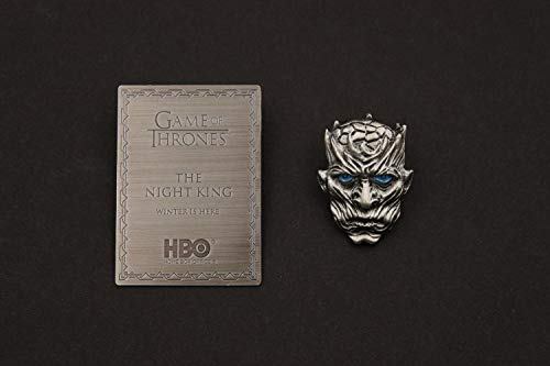 DTR Game of Thrones Pin Badge & Plaque Night King Pins Broches