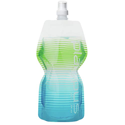 Platypus SoftBottle PP 1000ml Coastal Stripe 2019 Trinkflasche