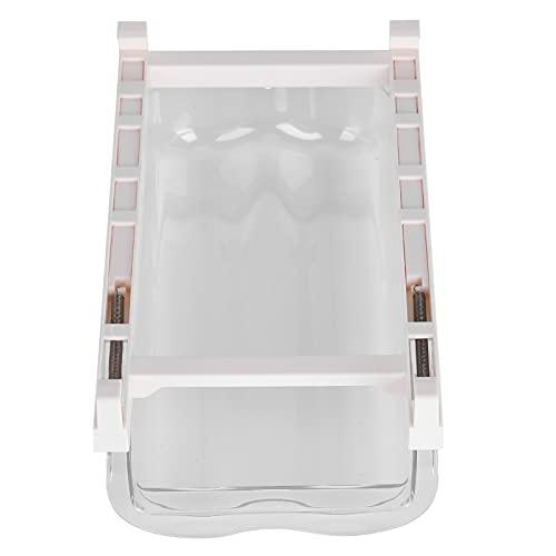 Caja de almacenamiento de huevos, soporte para huevos Material ABS que ahorra espacio Fácil de organizar para proteger el huevo de agrietarse o romperse para colgarlo en el compartimiento