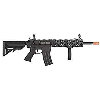 Lancer Tactical Gen 2 EVO AEG LT-12 AEG Aerosoft Gun Black with High FPS