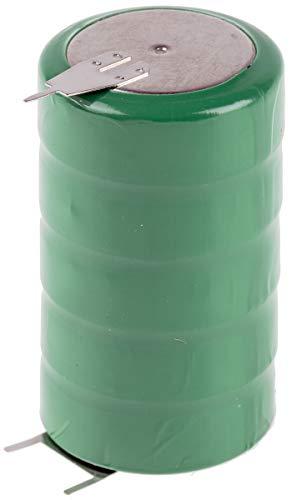 RS PRO NiMH Knopfzellen Akku, ø 25.5mm 6V / 330mAh, Löt Anschluss
