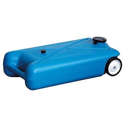 Barker 10893 Tote Tank - 10 Gallon Capacity , Blue