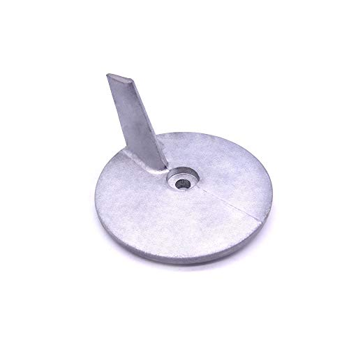 Boat Motor 82795M 82795T Trim Tab Anode for Mercury Quicksilver Outboard Engine 20HP 25HP 30HP, Sierra 18-6096