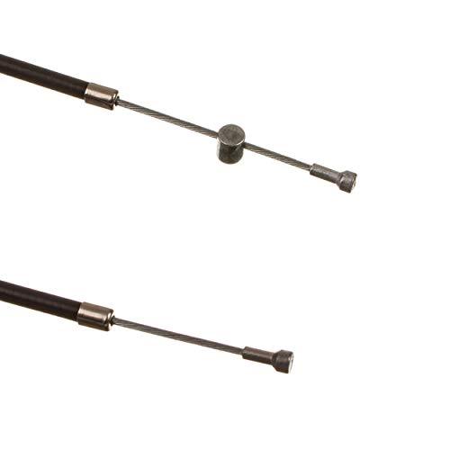 MOTOFLEX Bowdenzug Kupplung ; Kupplungszug - schwarz - passend für Simson S51, S53, S70, S83