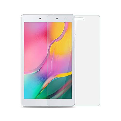 CMDZSW For Samsung Galaxy Tab A 8.0 2019 T290 T295 9H Protector de Pantalla de Vidrio Templado 9H SM-T290 SM-T295 8,0 Pulgadas de Cristal Protector de 8,0 Pulgadas