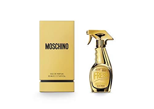Moschino Fresh Gold Couture Eau De Parfum - 50 gr