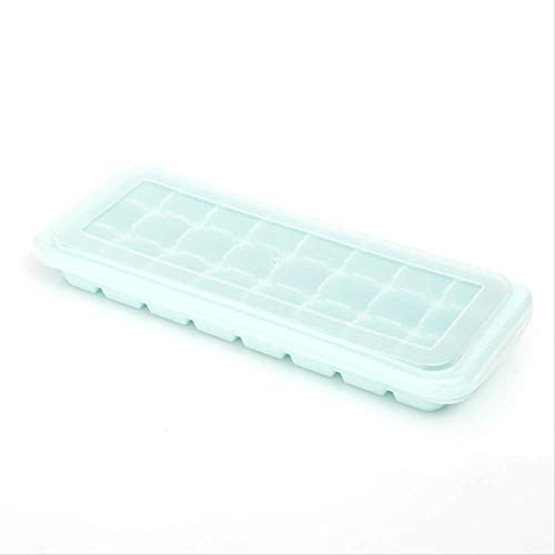 Ice Cube Tray In Home Kitchen Novelty Mouldstray 2 Pack, Soft Easy To Pick Ice, Pull Not Deformation, Ice Mold, 24 Grid With Ice Cube Tray, Best Suited To Freezer, Water, Beverage.