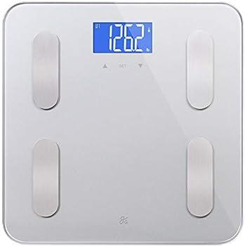 GreaterGoods Digital Body Fat Bathroom Weight Scale
