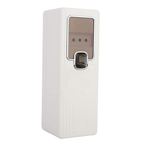 Dispensador de ambientador, 3 modos, eléctrico, automático, bomba sin spray, dispensador de aroma,...