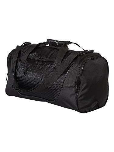 Puma - 34L Duffel Bag - PSC1032 - One Size - Black/ Black