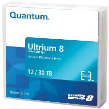 Quantum LTO-8 Data Cartridge/Tape