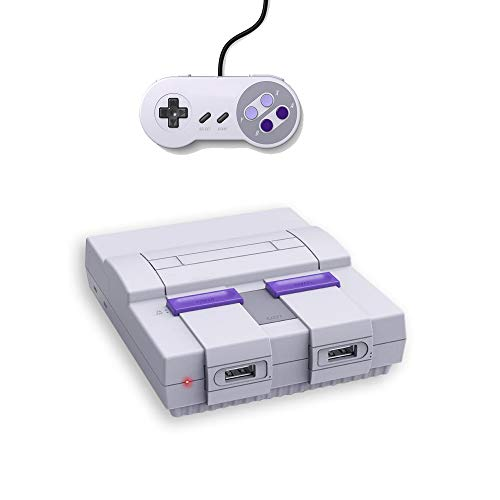 Sonicon Raspberry Pi Emulation Station Compatible w/NES SNES SFC GB MD, Full Collection of Games - up to 7000 Games (SNES, 32GB)