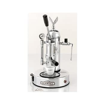 Elektra Cafetera expreso Micro Casa a Leva – S1 C palanca manual ...