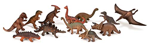 Miniland Bote con asa Dinosaurios (25610)