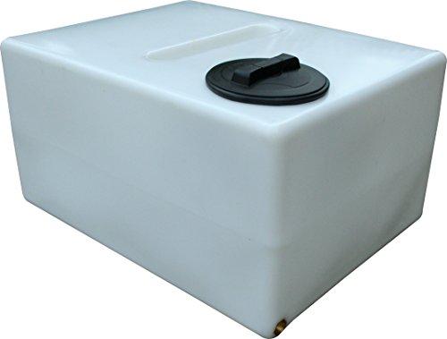 Ecosure 350litros depósito de agua inoxidables–V2