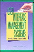 User Interface Management Systems: Models and Algorithms