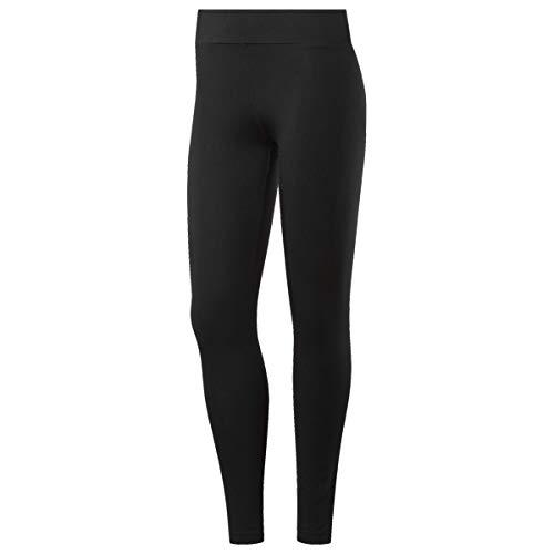 Reebok Damen Classic Logo Vector Leggings, Damen, Eng, Classic Logo Vector Legging, schwarz, XX-Small