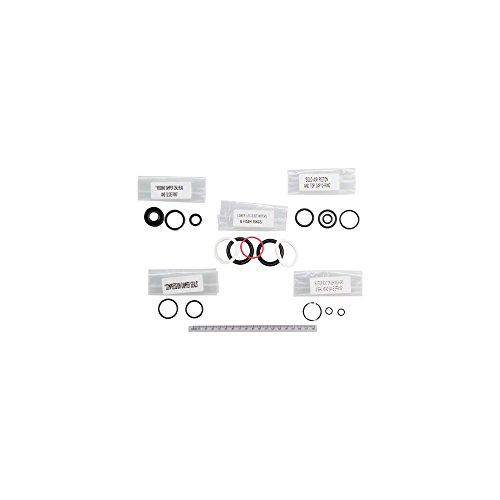 RockShox 200Hr / 1Yr Service Kit (Comprend Anti-Poussière, Anneaux en Mousse, Joints Toriques, Damper Sealhead) -Sid XX / B1 RL (2017) Unisex-Adult, Noir, Taille Unique