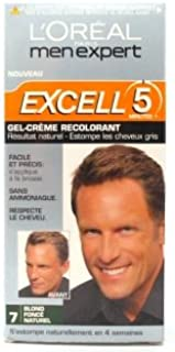 L Oréal Men Expert – – Excel 5 Rubio Oscuro 7: Amazon.es ...