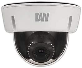 Digital WATCHDOG DWC-V6563WTIR Star-Light Plus Universal HD Over Coax 5MP Vandal Dome Camera with 2.7~13.5mm Vari-Focal Lens BNC Connection