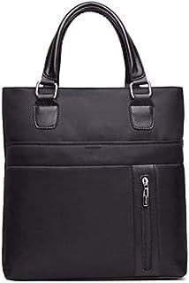 Men's Business Vertical Briefcase, Laptop Bag Elise