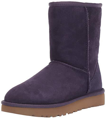 UGG Women's Classic Short II Fashion Boot, Nightshade, 7 M US