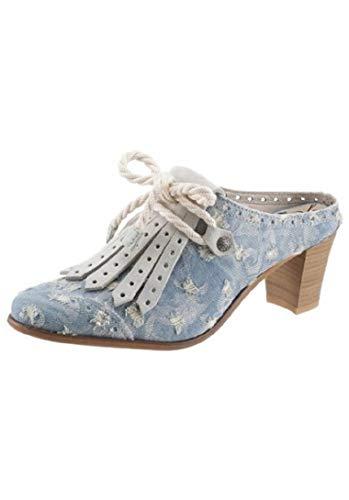 Damen Schuhe Pumps Sommerschuhe Pump (41)
