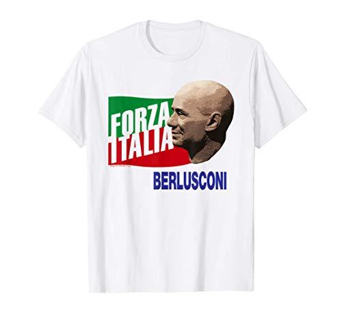 Silvio Berlusconi, Forza Italia Maglietta