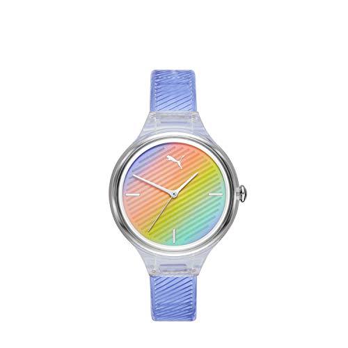Puma - Reloj de Cuarzo de Poliuretano para Mujer P1025