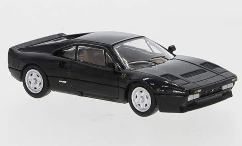 PCX87 PCX870042 Ferrari 288 GTO - Coche de juguete (escala 1:87, 1984), color negro